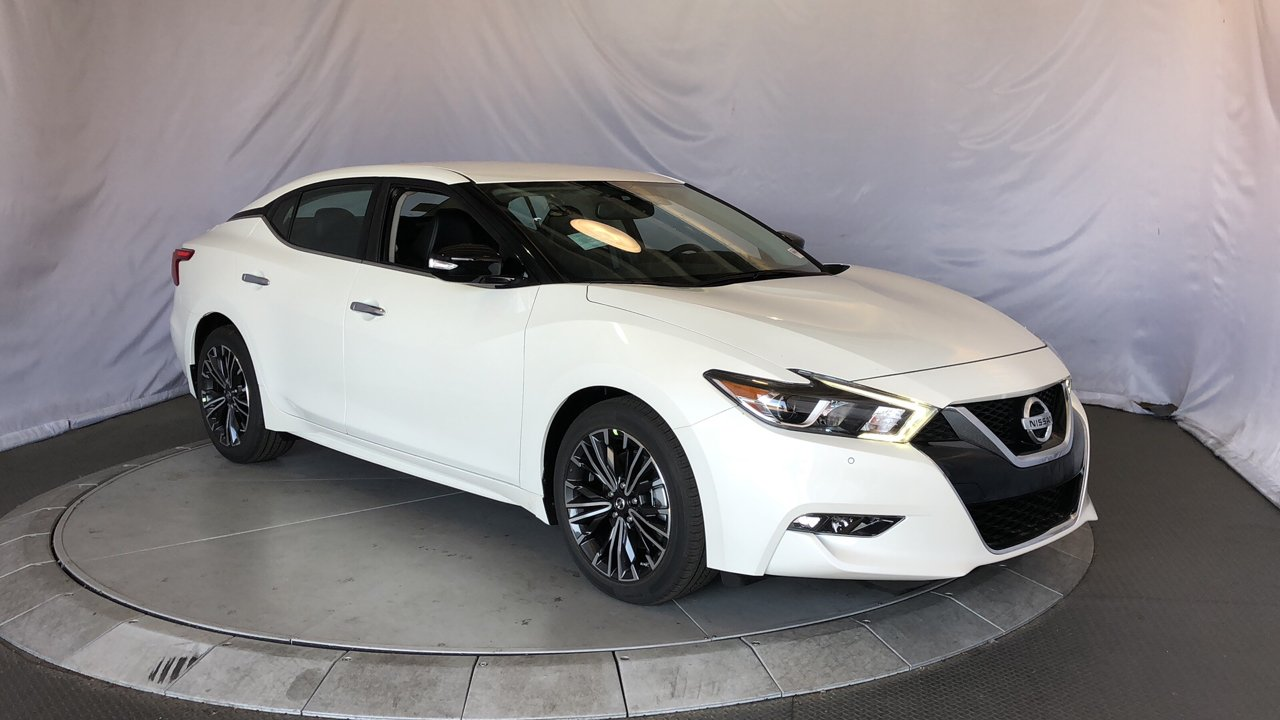 2015 Nissan Maxima Sv >> New 2018 Nissan Maxima Sv 4dr Car In Costa Mesa Mx81379 Orange