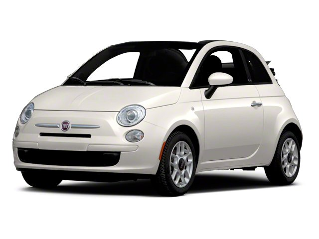 pre-owned 2012 fiat 500 lounge convertible in costa mesa #aj14050