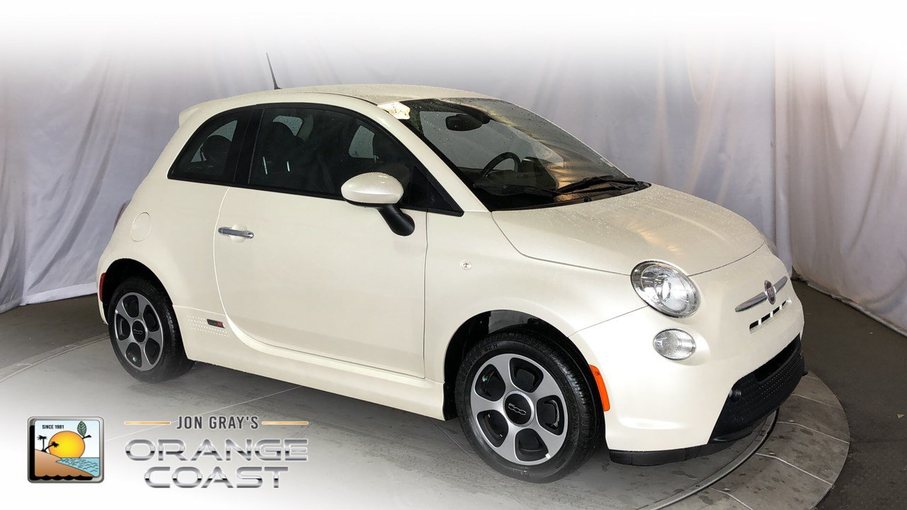 Pre Owned 2017 Fiat 500e Battery Electric