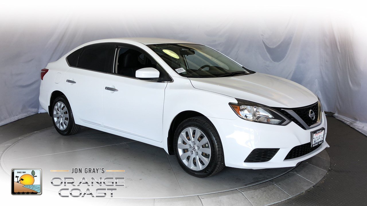 Pre Owned 2016 Nissan Sentra Sv