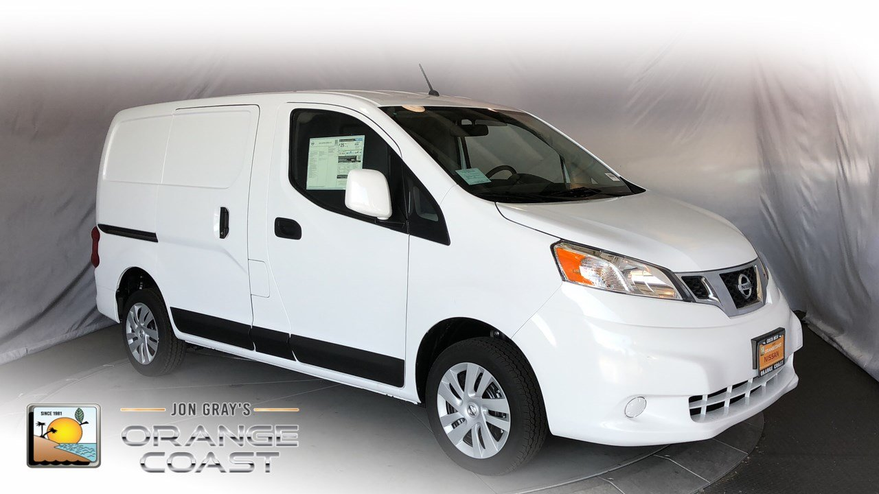 New 2019 Nissan Nv200 Compact Cargo Sv Mini Van Cargo In Costa Mesa