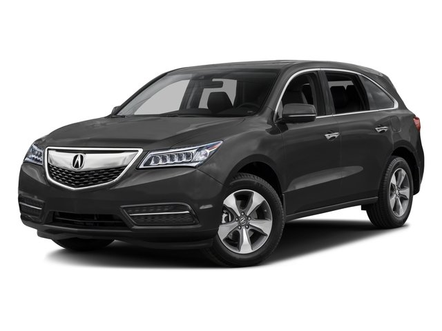 Pre-Owned 2016 Acura MDX w/AcuraWatch Plus