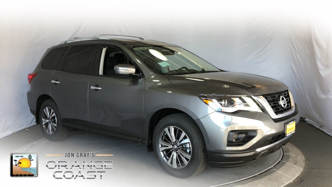 New 2019 Nissan Pathfinder S