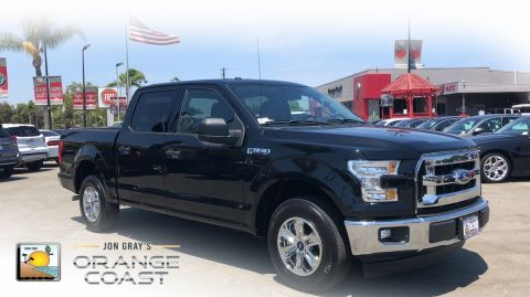 Pre-Owned 2017 Ford F-150 XLT 2WD