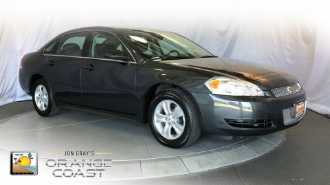 Pre-Owned 2016 Chevrolet Impala Limited LS