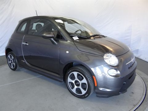 Pre-Owned 2015 FIAT 500e 2DR HB