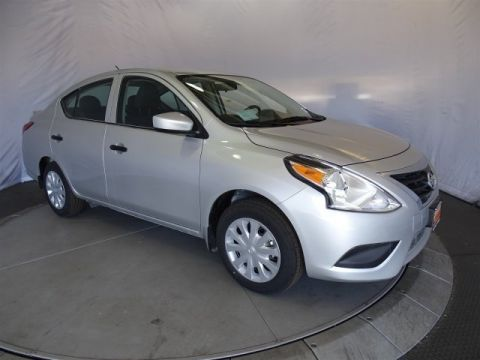 New 2018 Nissan Versa Sedan S Plus
