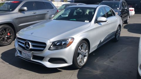 Pre-Owned 2015 Mercedes-Benz C-Class 4DR SDN C300 C 30