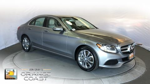 Pre-Owned 2016 Mercedes-Benz C-Class 4DR SDN C300 C 30