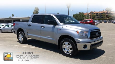 Pre-Owned 2012 Toyota Tundra 2WD Truck CREW 2WD V8 5.7 G
