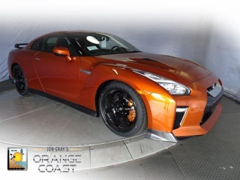 New 2018 Nissan GT-R Track Edition