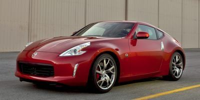 New 2019 Nissan 370Z Coupe Sport