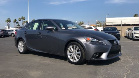 Pre-Owned 2016 Lexus IS 200t 4DR SDN IS TURBO
